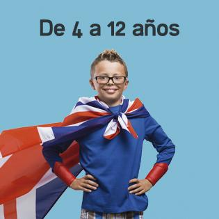 Inglés para niños en Santander